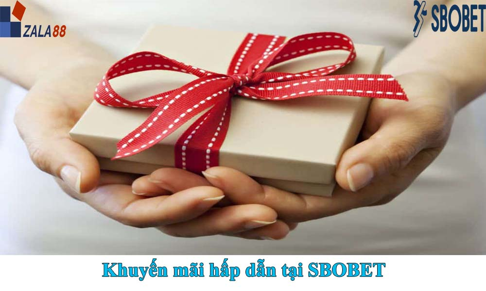 Khuyến mãi từ SBOBET